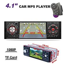 4.1'' 1080P Screen Bluetooth Car Radio Stereo MP5 Player USB Steering Wheel CTRL