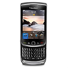 Torch 9800 Touchscreen QWERTY  Slider Smartphone 4GB 5MP Camera - Black