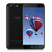 Atom 4G Smartphone 5.2 Inch Android 7.0 Quad Core 1.3GHz 2GB RAM 16GB ROM_BLACK