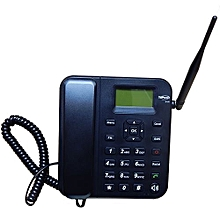 Topsonic Desktop Phone With Landline And Dual Sim Card Slot