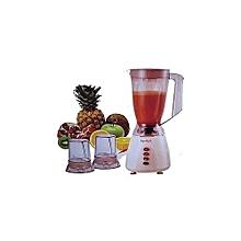 3 in 1 Signature Juice Blender with Grinder -Cream- 1.5 Litres