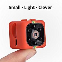 Sweatbuy High Definition 1080P Camera Mini Night Vision IR Sports DV (Red)