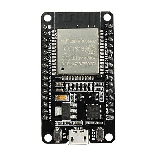ESP32 Development Board WiFi+Bluetooth Ultra-Low Power Consumption Dual  Cores ESP-32 ESP-32S Board
