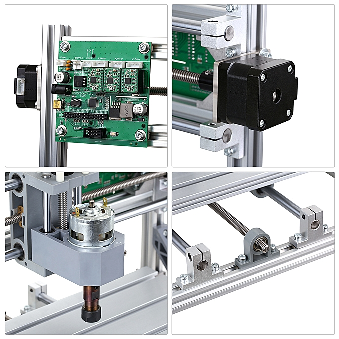 CNC3018 DIY CNC Router Kit 2-in-1 Mini Engraving Machine GRBL Control 3  Axis for PCB PVC Plastic Acrylic Wood Carving Milling Engraving Machine  with