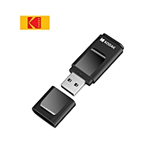 K232 U Disk Portable USB Flash Drive Mini Memory Stick Pen Drives Flashdisk USB2.0 32G (Black)