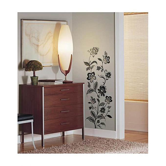 Buy RoomMates Decor Jazzy Jacobean Wall Decal @ Best Price