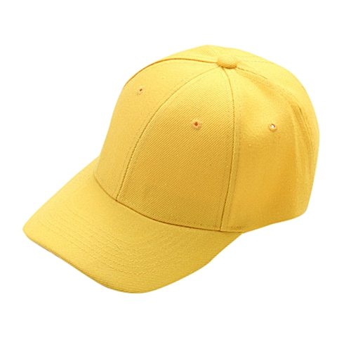 Generic jiuhap store Summer Hat Cap Children Teenagers Hat Show Solid Kids  Hat Boys Girls Hats Caps-Gold   Best Price  3ba198f758a