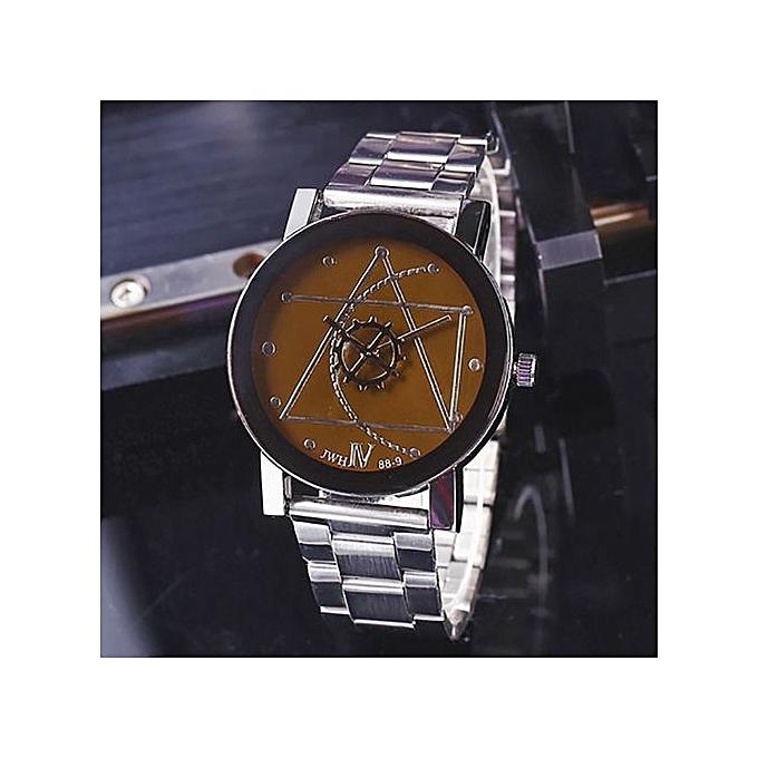 Casual LU Lover's Quartz Analog Wrist Delicate Watch Luxury Business Watches Multi
