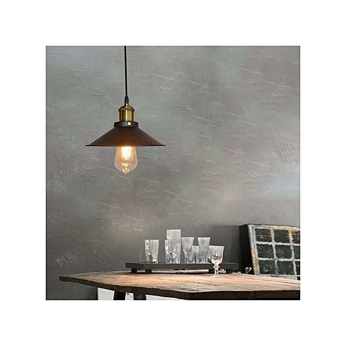 Loft Industrial Warehouse Pendant Lights American Country