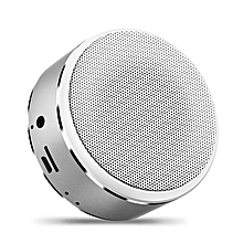 Bluetooth Speakers Wireless Bluetooth Speakers Silver
