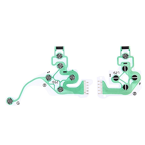 For Ps4 Controller Keypad Conductive Film Ribbon Flex Cable