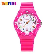 2017 NEW Skmei 1043 Children Watch Fashion Casual Watches Quartz Wristwatches Waterproof Jelly Kids Clock Boys Hours Girls Students Wristwatch