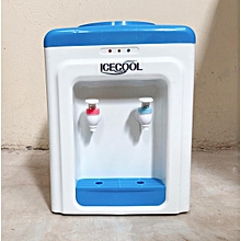 T20- Ice Cool Water Dispenser - White & Blue