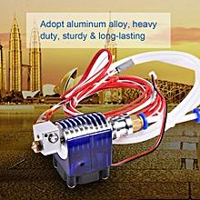 Printer Extruder Head V5 Extruder Head Bowden / Direct Nozzle for 3D Printer 1.75mm Filament (Bowden 1.75/0.4mm)