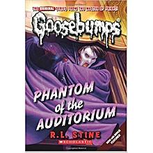 Phantom of the Auditorium(Classic Goosebumps #20)-R. L.STINE