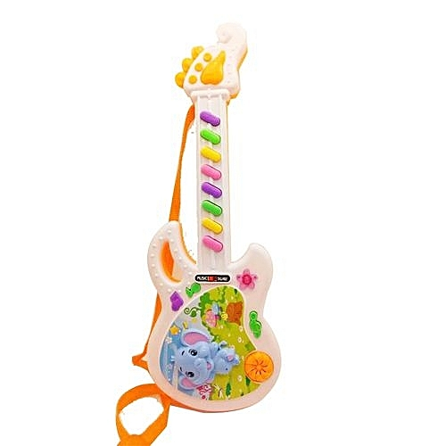 Buy Generic Kids Childrens Electronic Hand Touch Guitar Toys Baby