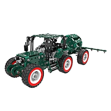 MoFun 3D Metal Puzzle Model Building Stainless Steel Sprayer Car 635PCS-