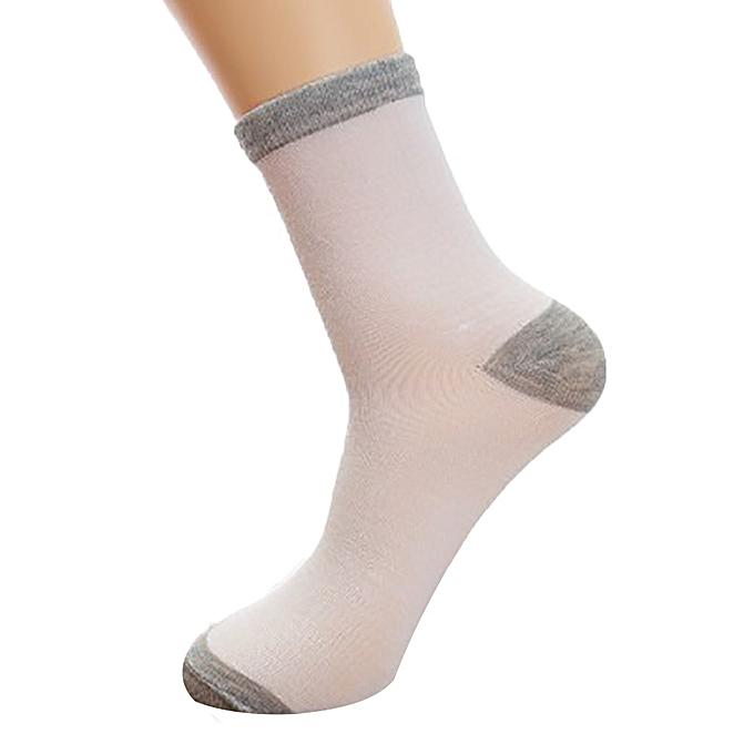 2e79160d82c Fashion Unisex Cute Retro Stripe Fashion Men Sock Comfortable Socks ...