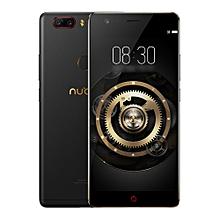 Smartphone Z17 Lite NX591J 5.5 Inch 6GB 64GB 13.0MP Dual Rear Camera Snapdragon 653 Octa Core Android 7.1 - Black Gold