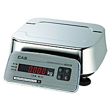FW500-E Waterproof Weighing Scale - 30kg (max)