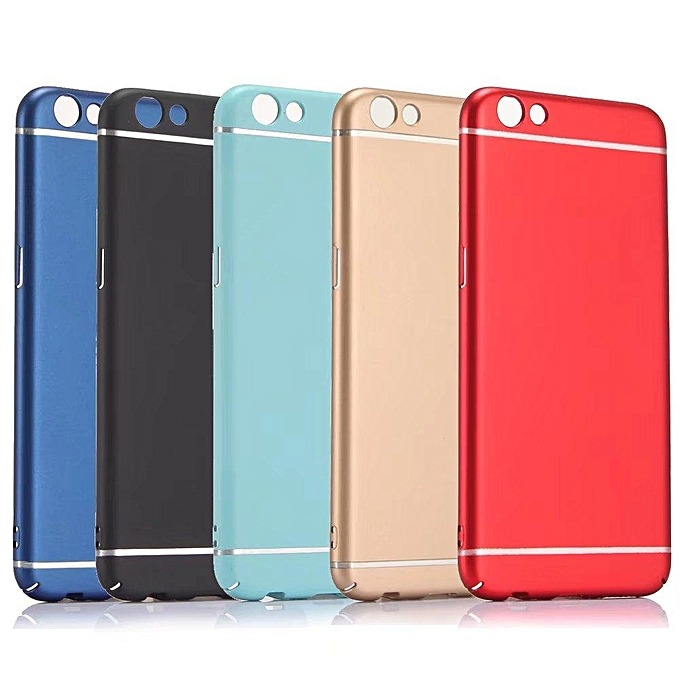 brand new 2b02f 1853a Fashion Matte PC Phone Cases For Vivo V5s Back Cover Fitted Case For Vivo  V5s Case Quality Hard Plastic Covers