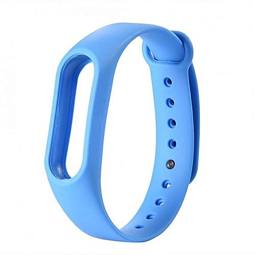 985b9b114fdb Generic PVC Strap Band Hoop Loop Ring Holder Retainer For M2 Plus Sport  Watch