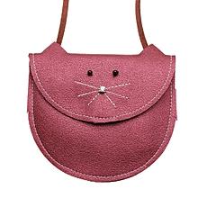 Mini Purse Wallet Shoulder Crossbody Bag Coin Card Merssenger Pocket Cat Shape