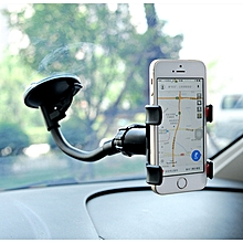 Crouch Car Phone Holder Universal 360 Degree Flexible Dashboard Windshield GPS Mount Desk Table Cell Mobile Phone Holder Stand MEGOSHOEP