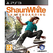 PS3 Game ShaunWhite Snowboarding