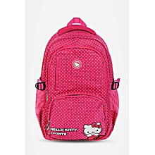 f80d6f096 Hello Kitty Cute Style Multifunction Backpack Kid Girls Schoolbag Sport  Bag_SMALL DOT