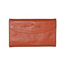 Orange Classy Ladies Wallet