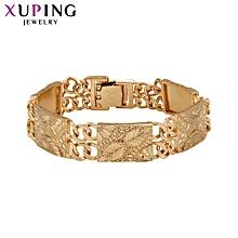 XUPING 18K fashion Bracelets-Gold