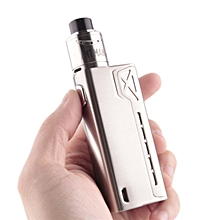 Tesla Terminator 90W Kit -Stainless Steel / Box Mod (RDA) .