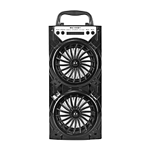 MS-145BT Wireless BT Speaker Mobile Multimedia with TF Card Slot USB & 3.5mm Audio Music Play Loudspeaker FM Radio Subwoofer WWD