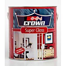 Paint Super Gloss - 1 Litre - White