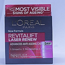 Revitalift Laser Day Moisturiser  - 50ml