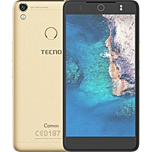 "Camon CX, 5.5"", 32GB, (Dual SIM), Gold"