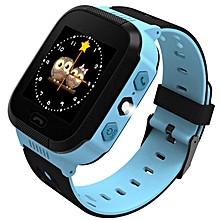 Children Boys and Girls Base Station Positioning Wrist GM8 Smart Watch Gift-Array
