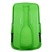 Plastic Grass Skiing Board Thickening Children Sliding Plate Sled