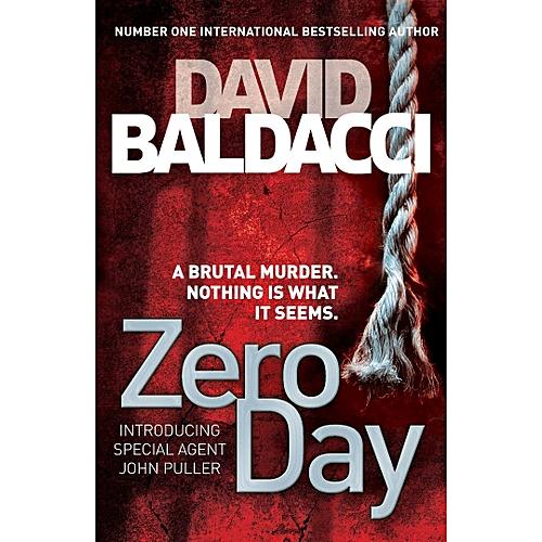 Books First Ltd. Zero Day (John Puller Series Book 1