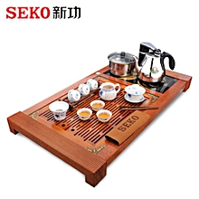 Three in One Automatic Tea Tray