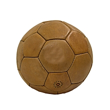 Football Agrade Leather # 5: 65522: