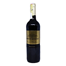 Red Dry Wine - 750ml