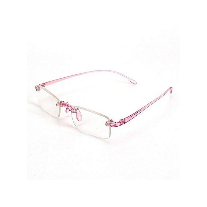 417bb288dc5f Fashion NEW MEMOFLEX RIMLESS READING GLASSES +3   Best Price