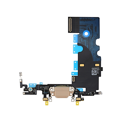 brand new 9ce6a f3fad Charging Port Flex Cable for iPhone 8 (Gold)