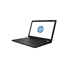 "HP 15-15.6"" - Intel Core i7-8550U - 8GB RAM - 1TB HDD - OS Not Installed -Black/Silver"
