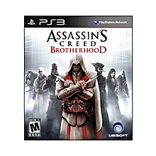 PS3 Game Assassin's Creed Brotherhood