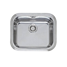 Chicago Rectangle Bowl - 600mm x 500mm x 200mm - Silver