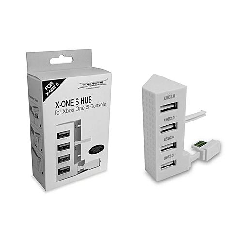 Buy Generic TA 4 Ports USB 20 HUB For Xbox One Slim Console USB