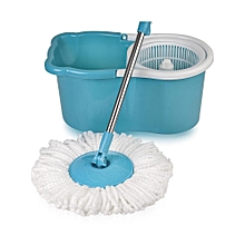 360 Degree Spin Mop - Blue